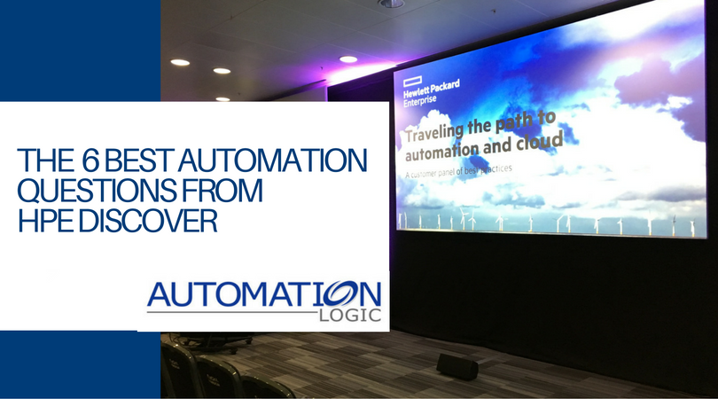 Automation HPE